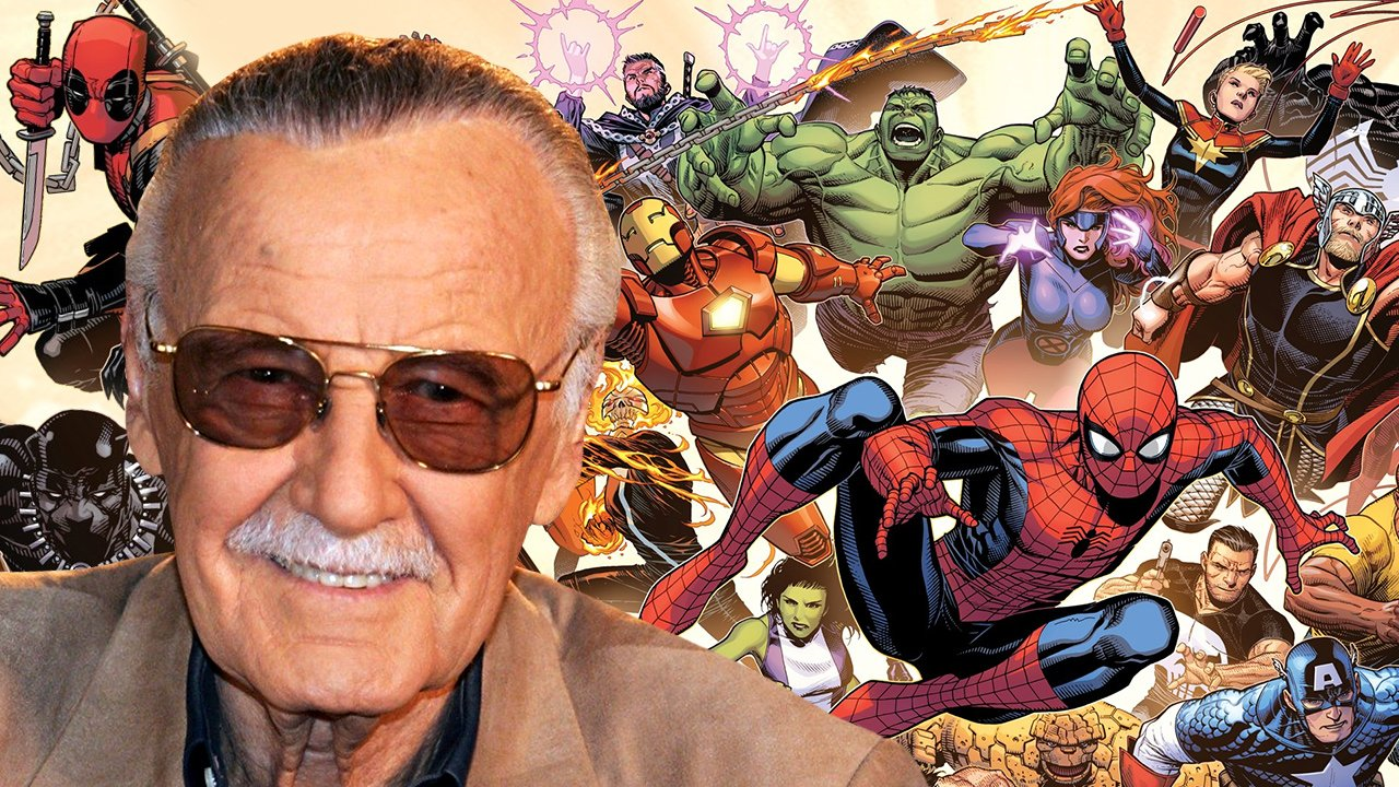 Remembering Stan Lee: The Man, The Myth, The Marvel.