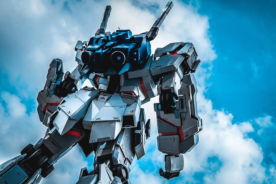 Attention Anime Fans: We Got a Live Action Gundam Movie Coming!
