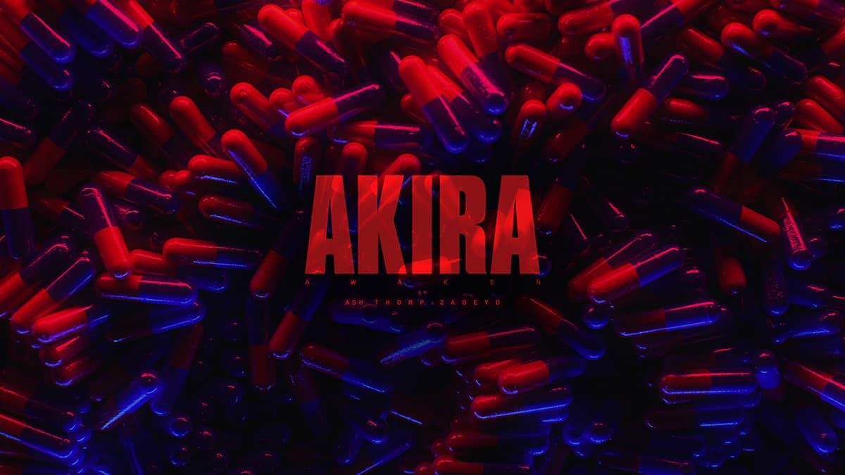 Awaken Akira: Trailer