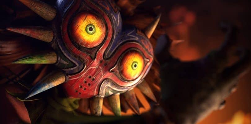 "CGI Animated Short Film HD ""Majora's Mask – Terrible Fate "" by EmberLab"
