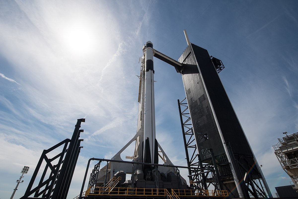LIVE SpaceX and NASA Launching Humans to Space for the First Time