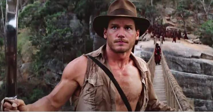 Chris Pratt is Indiana Jones [DeepFake]